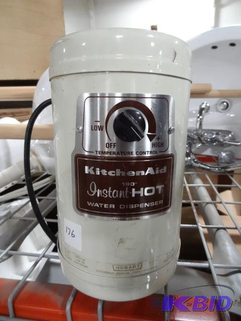 Kitchen Aid Instant Hot Water Dispenser Hobar K C Auctions Gv Better Futures 13 Bid