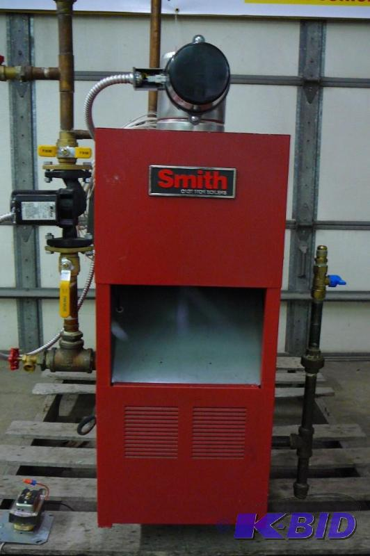 Smith Cast Iron Boiler GAS Model GBX - 70 - I... | Boiler Smith Cast ...