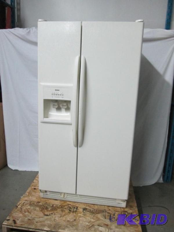 Kenmore Side By Side Refrigerator December Returns And