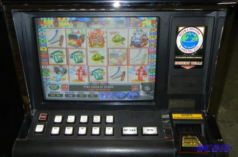 konami slot machines list - 3