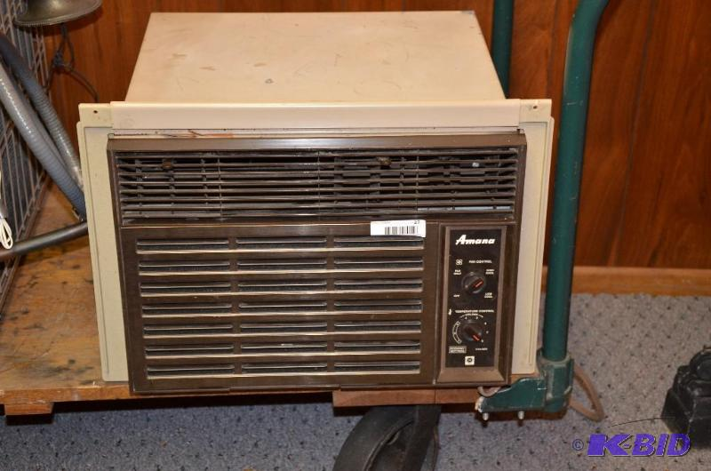 Amana Window Ac Unit Model 5p2my This Whiteford