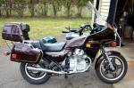 1981 Honda Silver Wing 29647 miles  Plate...