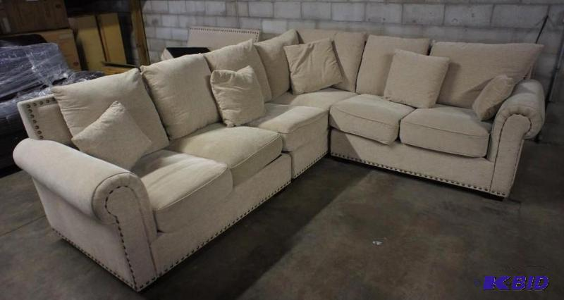 New High-End Sectional Sofa - MSRP $2499.99 -... | New Elegant Style ...
