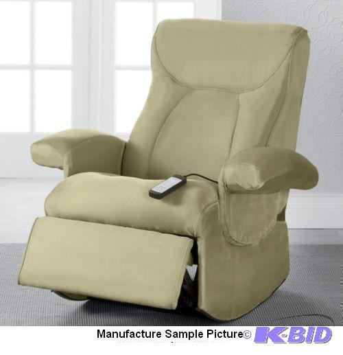 Phenomenal Sage Green Rocker Recliner Microfiber Massage Win It Gmtry Best Dining Table And Chair Ideas Images Gmtryco