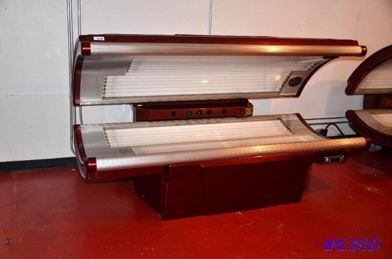 Tan America Del Ray Tanning Bed With Cd Radio Sun