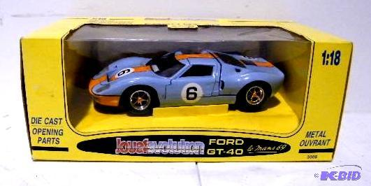 Ford Gt  By Jouef Evolution Made I Wiw  Scale Cast Car Collection K Bid