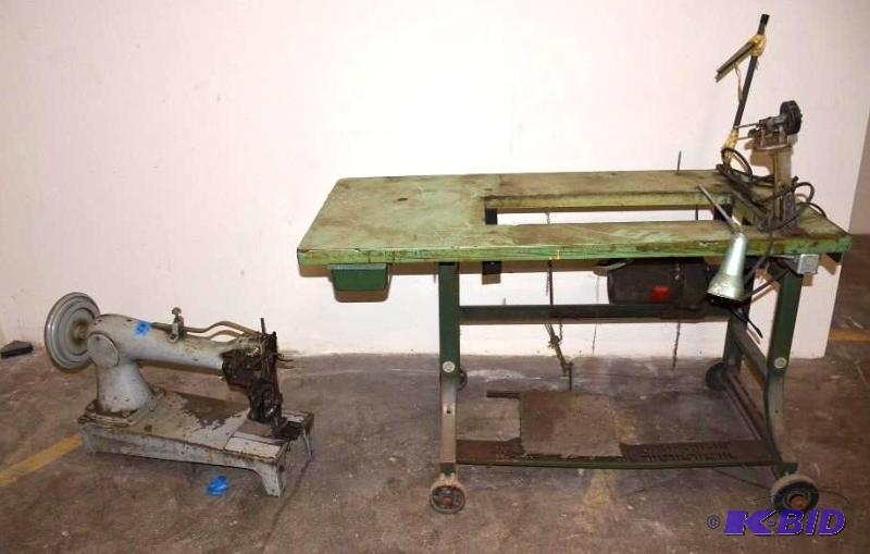 adler commercial sewing machine