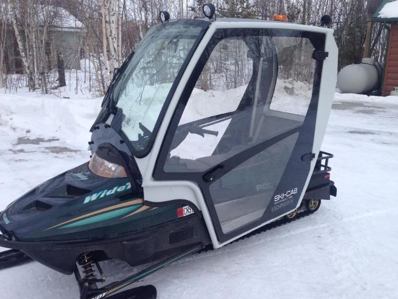 Universal Snowmobile Cab We Sell Your Stuff Inc Auction