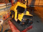Tonka Truck Amusement Kiddie Ride. Coin Operated. Untested.