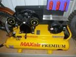 Max Air twin tank electric cast iro...