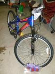 Huffy mountain bike. 21 speed. New ...