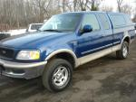 1998 Ford F150 XLT Super Cab...