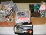 Lot of Misc Electrical and Hardware...