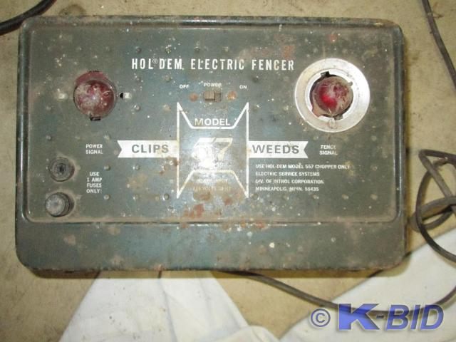 Hol Dem Model 57 Electric Fence Cha New And Used Sale
