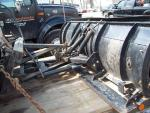 8 FT Western SkidSteer Plow. With W...
