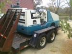 Approx. 2004 Tennant Sweeper-800. C...