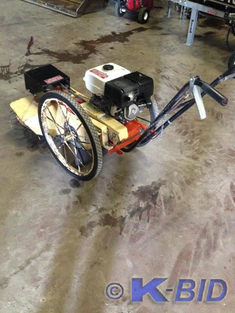 bachtold  weed brush mower  thief river auctions  garden yard  bid